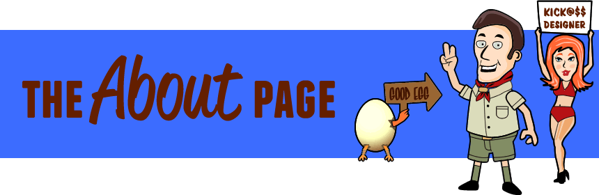The About page